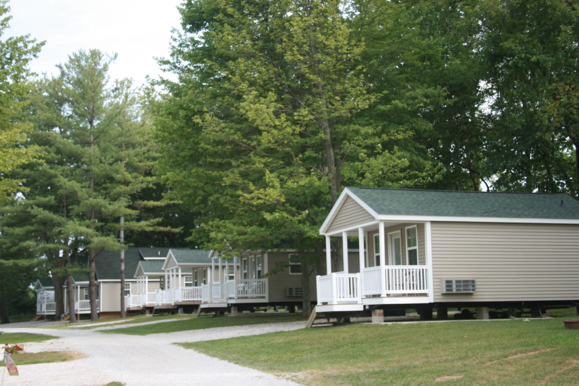 welcome cabin campground cabins long in lake rentals to ohio park